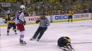 Download Rust gets two quick goals, Blue Jackets temporarily lose their cool Video