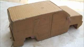 Download Cardboard Cars (Part 1) Video