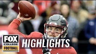 Download Washington State vs Stanford   Highlights   FOX COLLEGE FOOTBALL Video