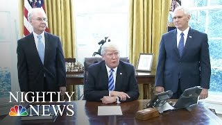 Download Next On Pres. Donald Trump's Agenda: Tax Reform | NBC Nightly News Video