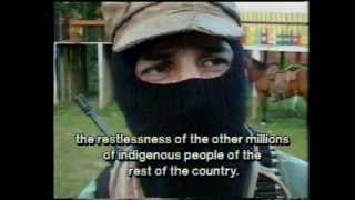Download Interview with Subcomandante Marcos of the EZLN Video