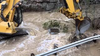 Download Boulder Colorado Floods 2013 Help has arrived! 4 mile canyon pt3 Video
