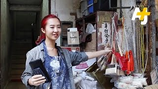Download Hong Kong Students Show You The Art Of Protest Video
