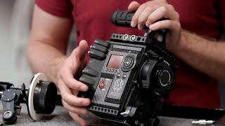 Download RED Weapon Dragon - 6K Carbon Fiber Camera - Overview & Setup Guide Video