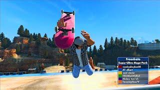 Download Skate 3 - BEAST TRICKLINER GOING ON! | X7 Albert Video