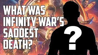 Download What Was Infinity War's Most Heartbreaking Death? Video