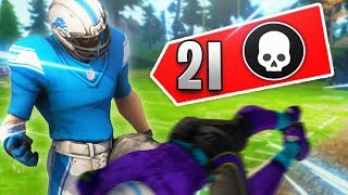 Download Tilted Towers Was A War Zone!! 21 Elims Video