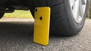 Download iPhone XR vs CAR Video
