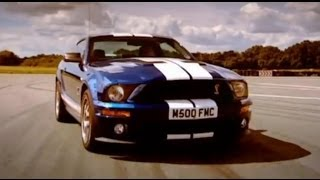 Download Mustang GT500 car review - Top Gear - BBC Video