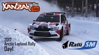 Download Arctic Lapland Rally 2017 Day 1 Video