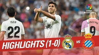 Download Resumen de Real Madrid vs RCD Espanyol (1-0) Video