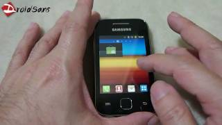 Download DroidSans Review : Samsung Galaxy Y (in Thai) Video