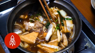 Download Sumo Soup: Living Large with Chanko Nabe Video