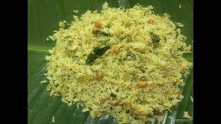 Download ಕಾಯಿ ಸಾಸಿವೆ ಅನ್ನ । Coconut mustard rice   Lunch box recipes Video