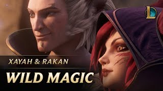Download Xayah and Rakan: Wild Magic | New Champion Teaser - League of Legends Video