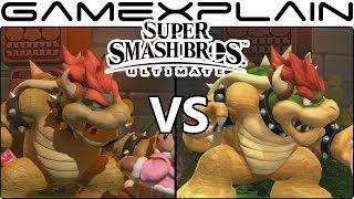 Download Super Smash Bros. Ultimate Graphics Comparison (Switch vs Wii U!) Video