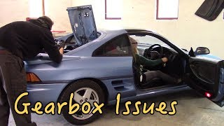 Download 1993 Toyota MR2 Project - Ep 17 - Gearbox Issues Video