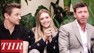 Download Elizabeth Olsen, Jeremy Renner & Taylor Sheridan on 'Wind River's Standing Ovation | Cannes 2017 Video
