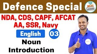 Download 11:00 PM - Defence Special English by Sanjeev Sir | Day #03 | Noun Introduction Video