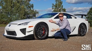 Download The Lexus LFA Nürburgring Edition is to DIE FOR! Video
