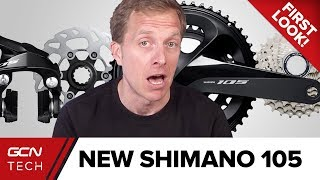 Download New Shimano 105 Groupset | GCN Tech First Look Video