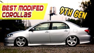 Download Best Modified Corolla 9th Gen Compilation - Stance Video