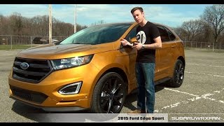 Download Review: 2015 Ford Edge Sport Video