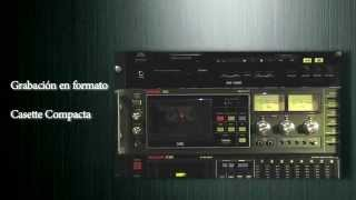 Download Audio cassette tape to digital. Video