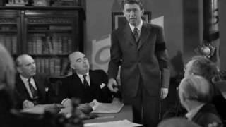 Download It's A Wonderful Life (1946) - James Stewart - George Bailey's Speech to Potter & the Loan Board Video