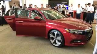 Download 2018 Honda Accord Reveal Video