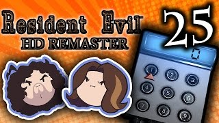 Download Resident Evil HD: Password? - PART 25 - Game Grumps Video