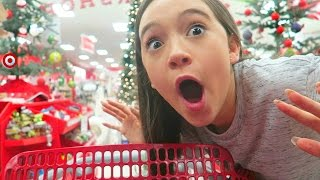 Download Shop With Me for HOLIDAY Room Decor At TARGET | Fiona Frills Video
