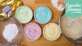 Download Buttercream Masterclass: How to make Perfect Buttercream Icing | Cupcake Jemma Video