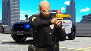 Working 2019 - How to be a cop/police officer in GTA 5! (PS4/Xbox