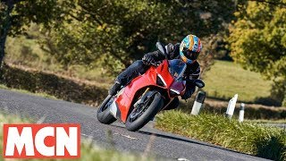 Download Ducati Panigale V4 S | Long term final update | Motorcyclenews Video