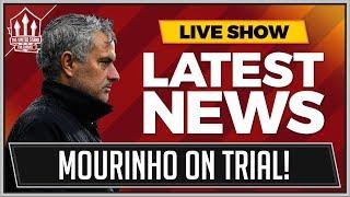 Download MOURINHO's BIG Manchester United Test! MAN UTD News Video