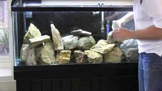 Download Fincasters Episode 50: Setting up an African Cichlid Aquarium Video