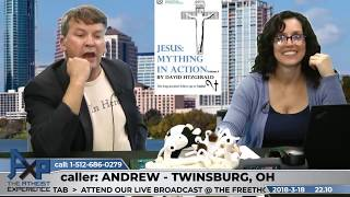 Download Proving the Historicity of Jesus? | Andrew - Twinsburg, OH | Atheist Experience 22.10 Video