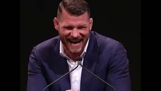 Download Michael Bisping - Hall of Fame - Full Speech Video