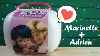 Download МАРИНЕТТ и АДРИАН ЛОЛ Сюрприз Custom Bigger LOL Surprise Marinette Adrian Video