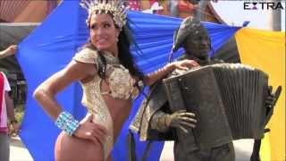 Download Gracyanne Barbosa, rainha de bateria da Unidos da Tijuca Video