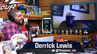 Download Derrick Lewis Says He's 'One Of The Highest Paid Heavyweights Now' Video