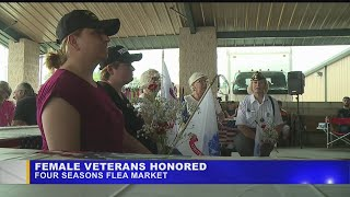 Download Local veterans group puts spotlight on women in service Video