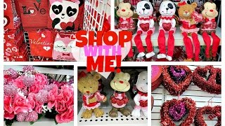 Download Shop With Me Dollar Tree | New Valentine's Day Items Video