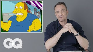 Download Hank Azaria Breaks Down His Iconic Simpsons Voices and Movie Roles | GQ Video