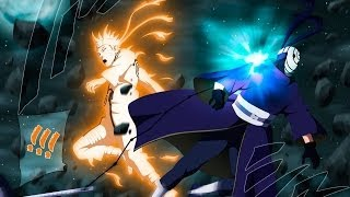 Download [AMV] - Naruto, Kakashi, Killer Bee and Gai VS Tobi Video