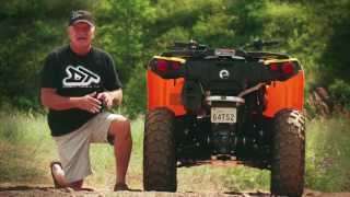 Download 2013 Can-Am Outlander 500 ATV Test Ride Video