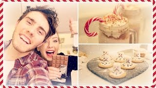 Download Quick & Easy DIY Christmas Treats | Zoella Video