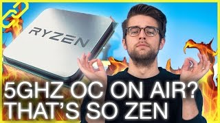 Download AMD ZEN air-cooled to 5GHz, CES 2017 pre-announcements - Netlinked Daily Video