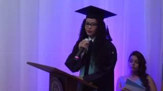 Download Discurso emotivo de graduación Lucy Pérez Video